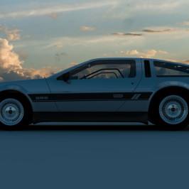 DeLorean DMC12 – powrót legendy?