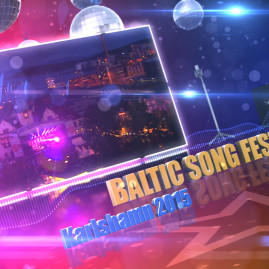 Baltic Song Contest – Karlshamn 2015