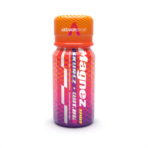 Aktivon Sport - Magnez Shot - Bottle 02